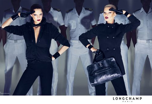 Longchamp Fall 2009 Campaign Preview