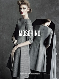 Campaign Preview | Moschino Fall 2009 by Tom Munro