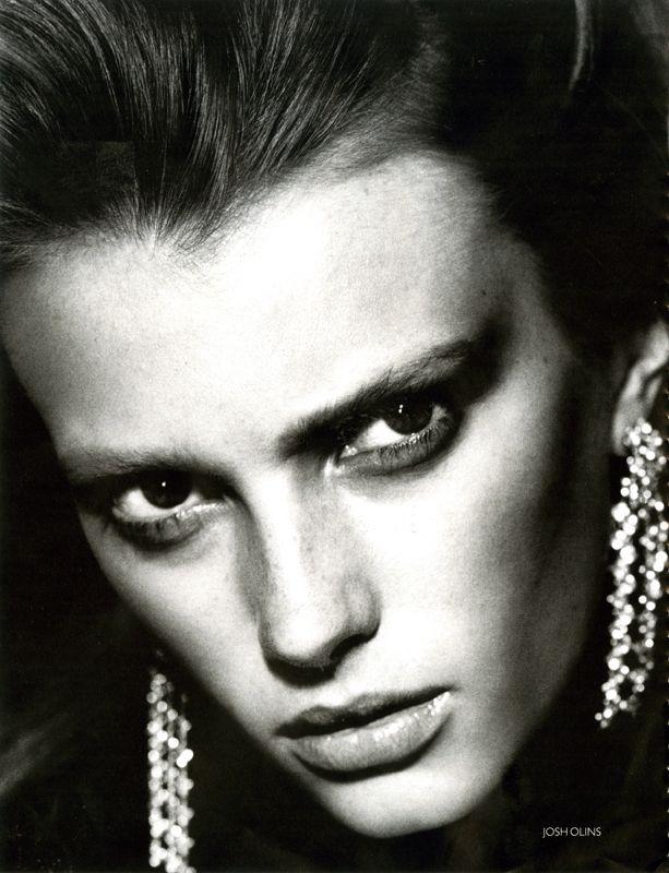 Sigrid Agren Dazzles in Vogue Russia August