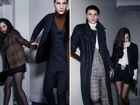 Campaign | Tiger of Sweden Fall 2009