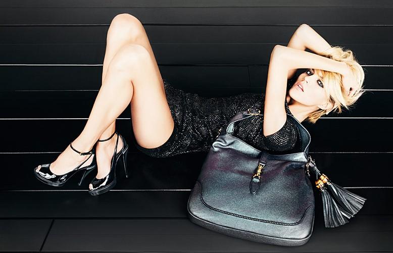 Gucci Pre-Fall 2009 Campaign by Inez & Vinoodh