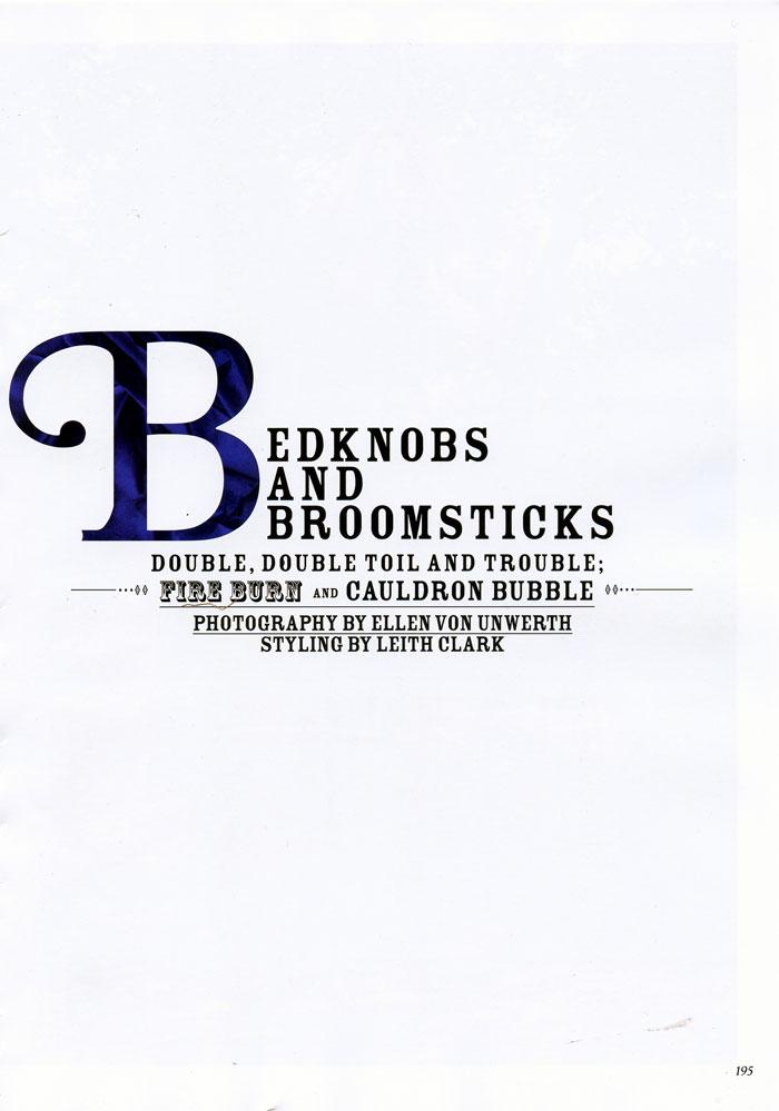 A Look Back | Bedknobs & Broomsticks