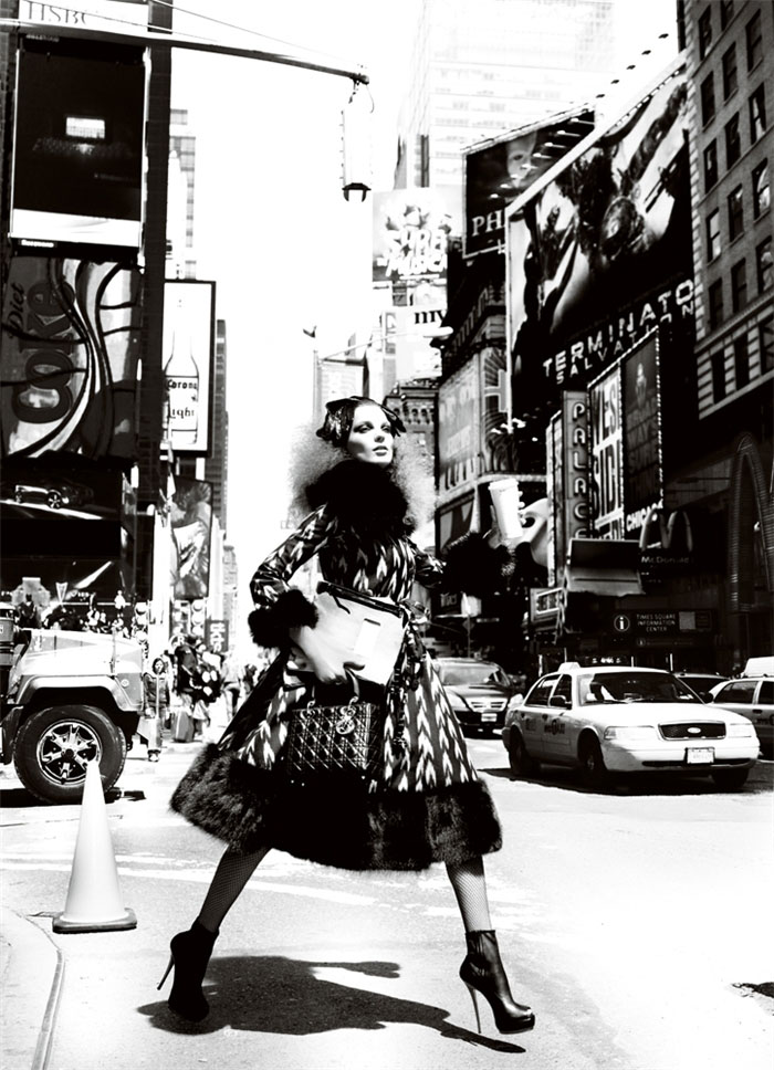 City of Dreams by Mario Testino