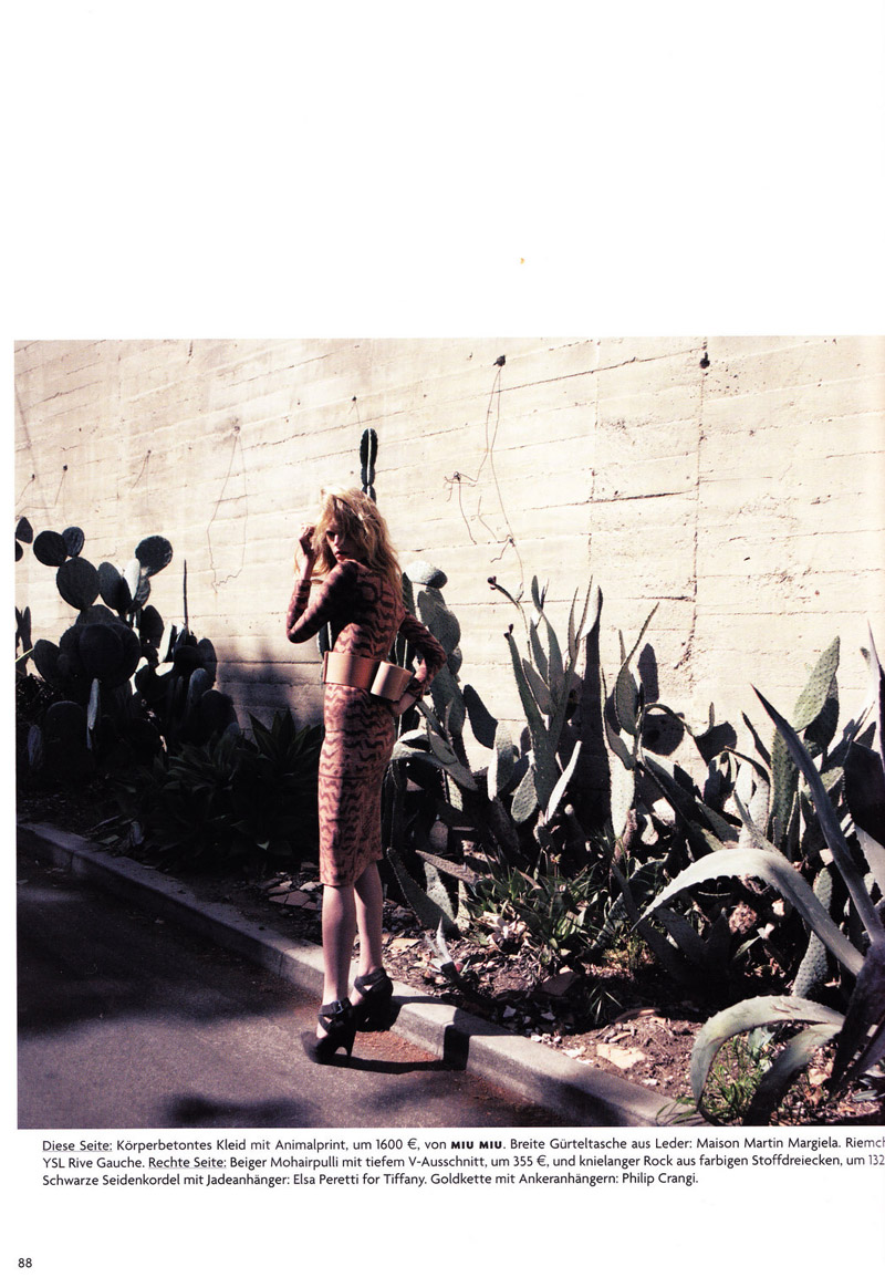 Hanne's 'Day in L.A.'
