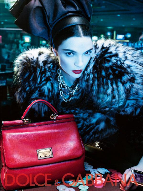 Dolce & Gabbana Fall 2009 Campaign