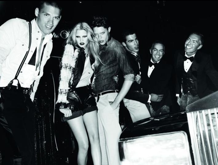 Dsquared² Fall/Winter 09.10 Campaign