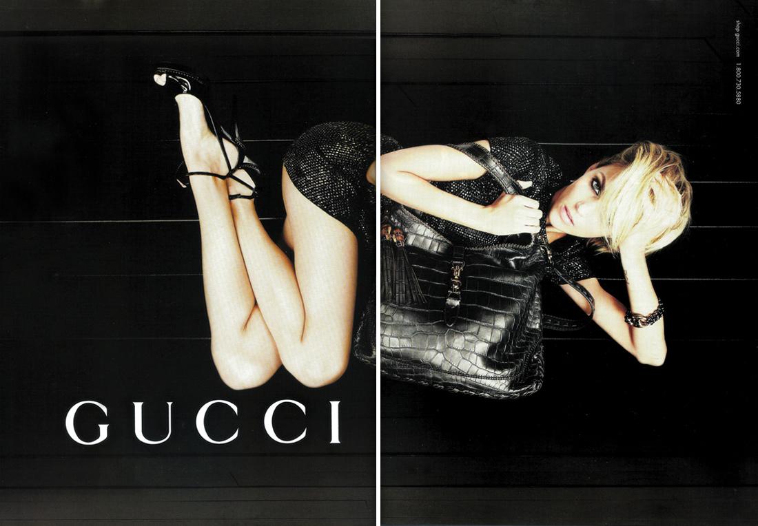 Gucci Pre-Fall 2009 & Valentino F/W 09.10
