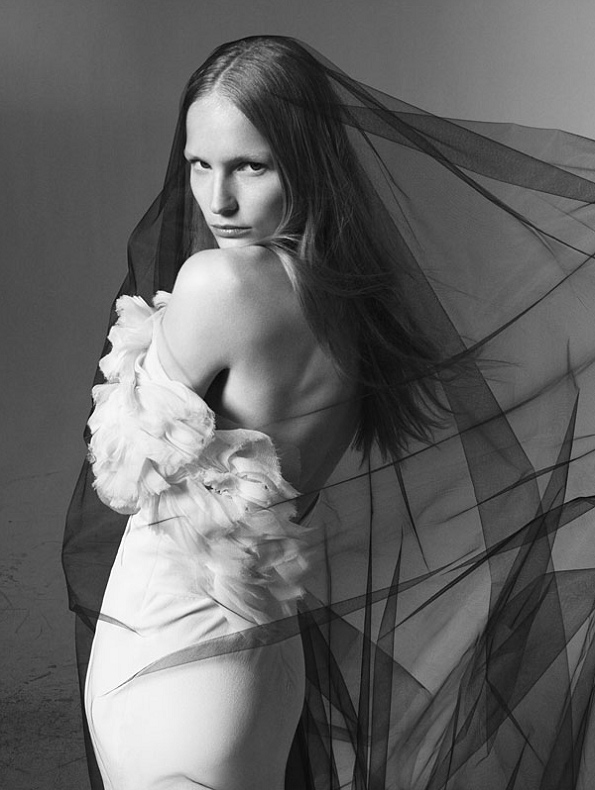 Rogue Inspiration | Veiled Couture