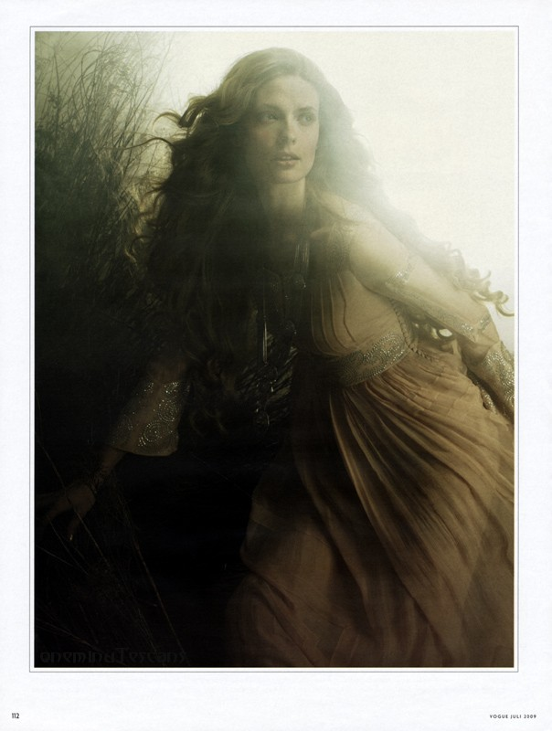 The 'Magic' of Julia Stegner