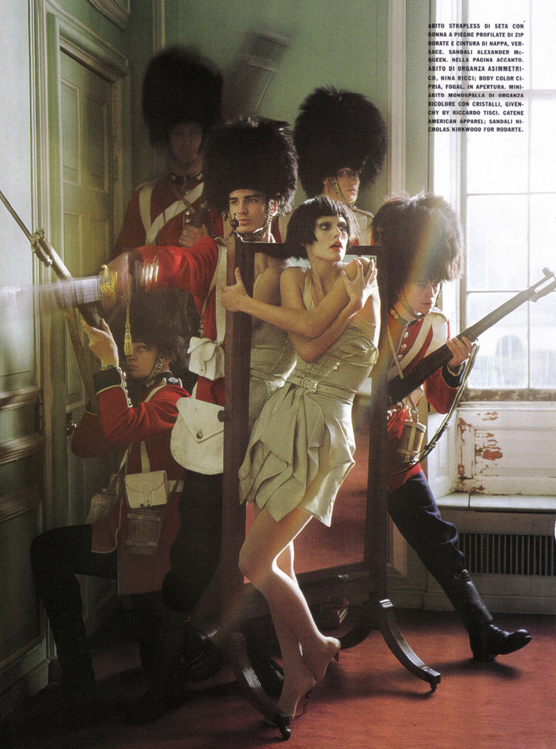 The Fashion and The Fantasy by Tim Walker
