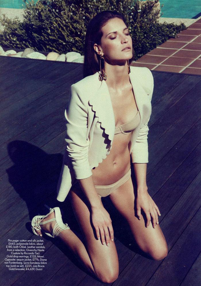 Diana Dondoe is a 'Sun Goddess'