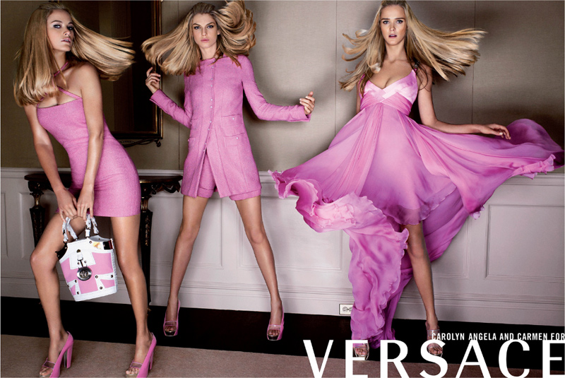 Photo of the Day | Blondes Wear Pink