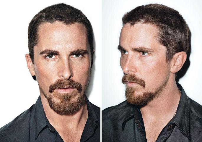 Christian Bale in GQ June 2009