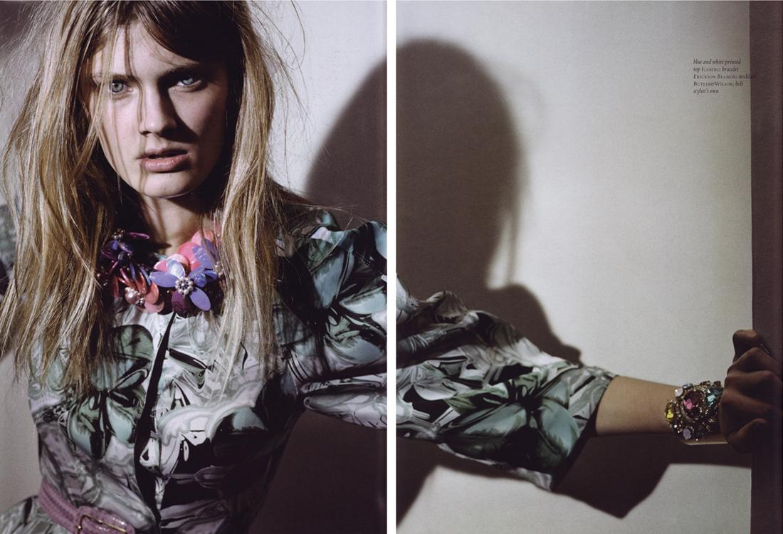 Constance Jablonski by Liz Collins