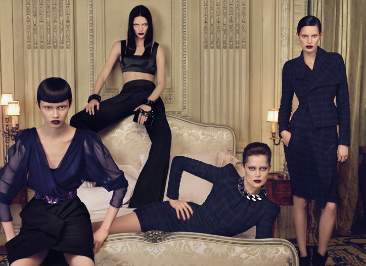 Preview of Givenchy Fall/Winter Campaign