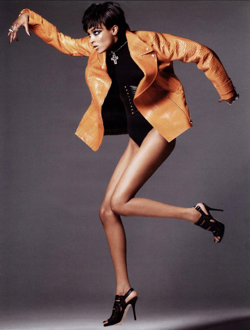 Jourdan for Vogue Russia