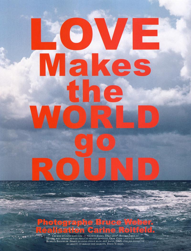 Love Makes the World Go Round with Sasha