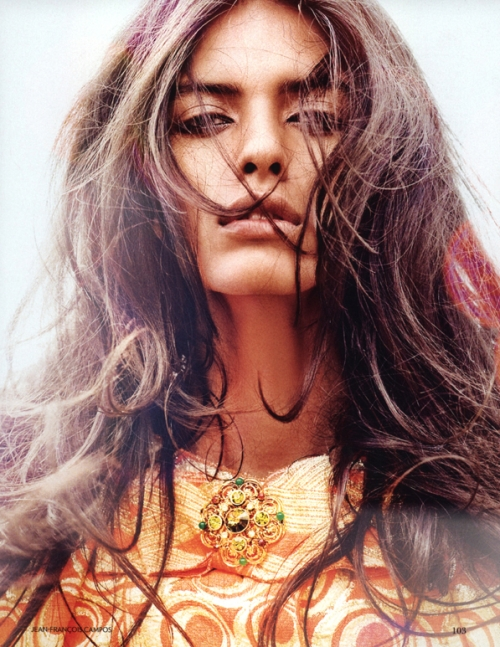 Lakshmi Menon in Vogue India May