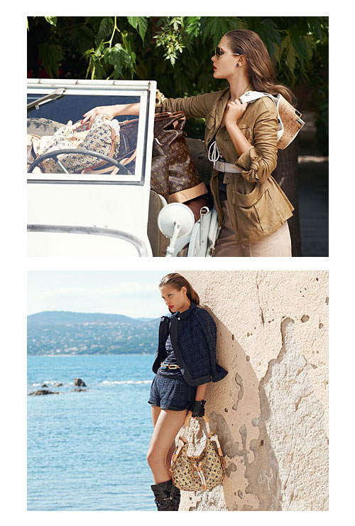 Catalogue | Catherine McNeil for Louis Vuitton Cruise 2010