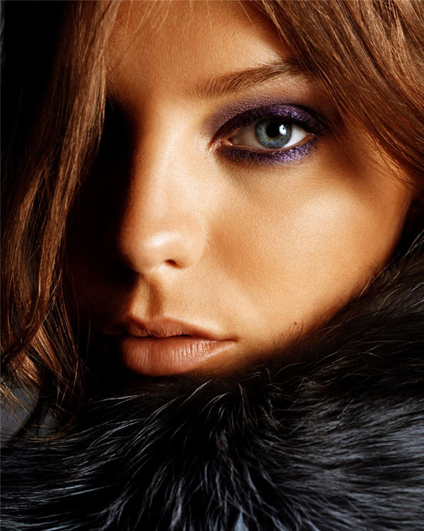 Morning Beauty | Daria Werbowy by Michael Thompson