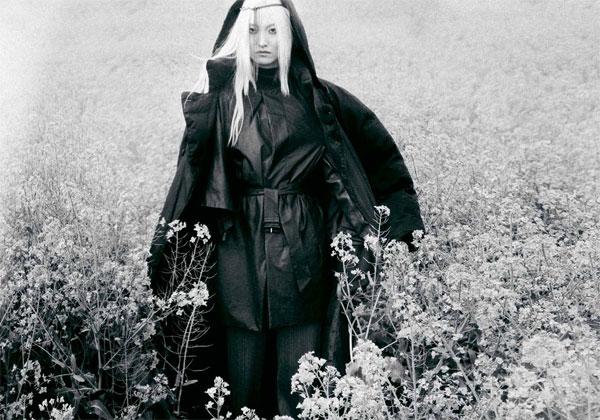 Outlandish | Daul Kim by Cecile Bortoletti for Lurve Magazine 2