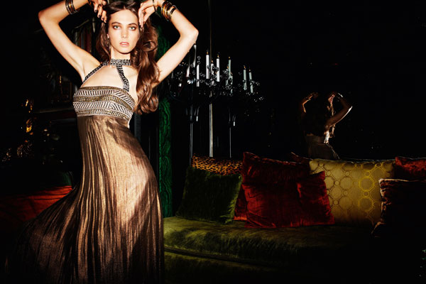 Campaign | Jessica Miller for Monsoon Fall 2009