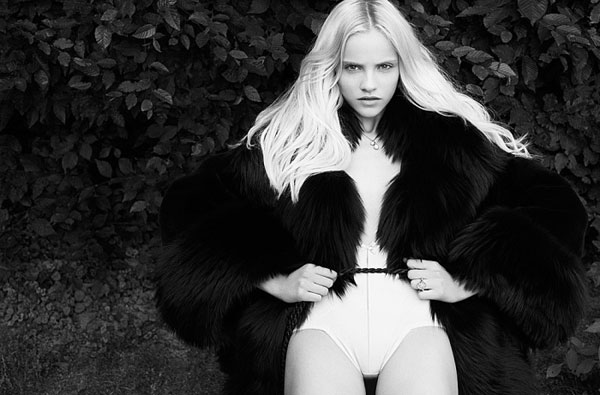 Morning Beauty | Ginta Lapina by Jimmy Backius