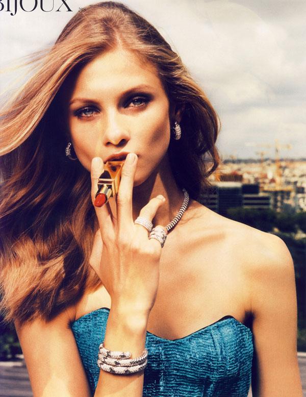 Vogue Paris Bijoux | Anna Selezneva by Knoepfel & Indlekofer