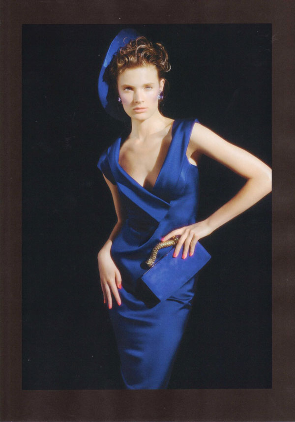 Vogue Nippon   Constance Jablonski by Laura Sciacovelli