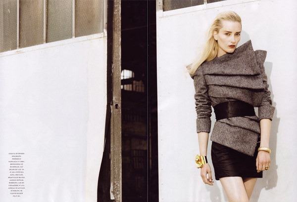 Nero Design | Iekeliene Stange by Adam Fedderly for Flair