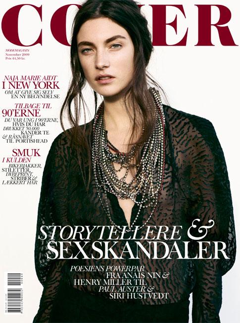 Cover November 2009 - Jacquelyn Jablonski