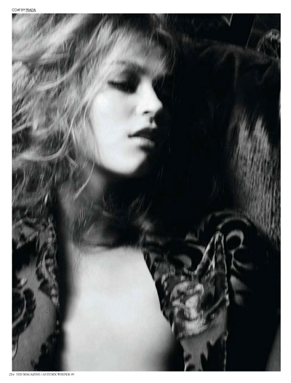 Madisyn Ritland by Paul Wetherell for 10 Fall 2009