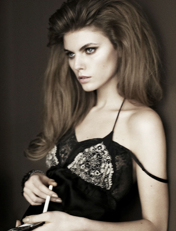 Morning Beauty | Maryna Linchuk by Tom Munro