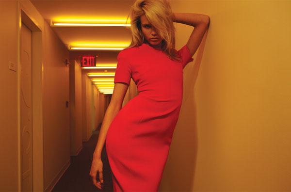 Bright Sun | Natasha Poly by Fabio Raineri for Muse #19