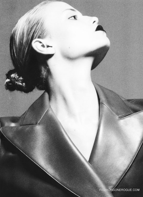 Warm Leatherette | Natasha Poly by David Sherry for Muse