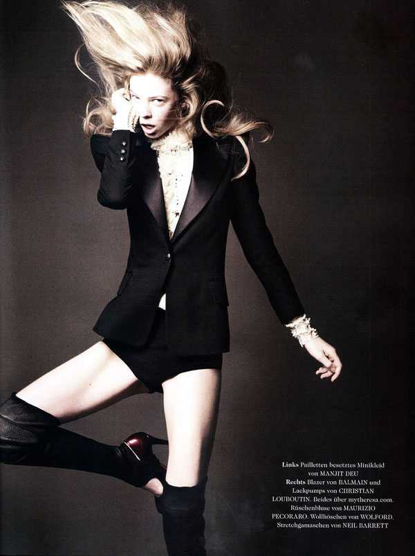 Skye Stracke by Markus Pritzi for Tush #18