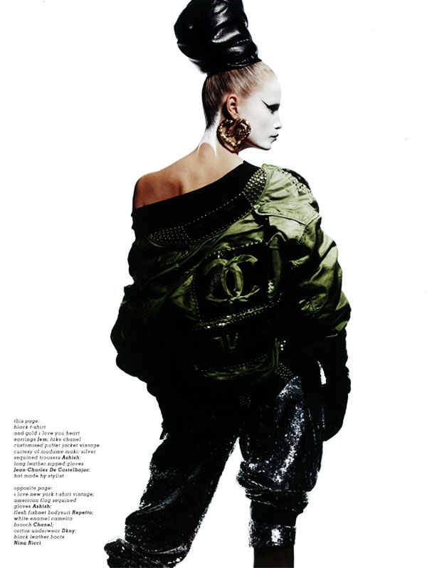 Natasha Poly is A 'Super Trouper' for Muse #19