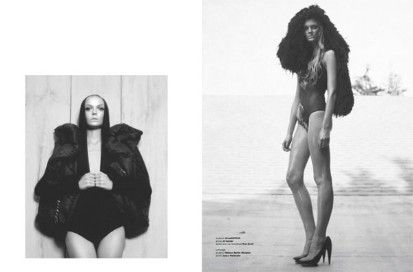 Preview | Siri & Constance for Zoo #24 by Aneta Bartos
