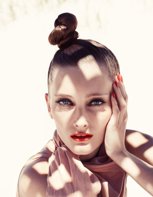 Morning Beauty   Iekeliene Stange by Marcus Ohlsson