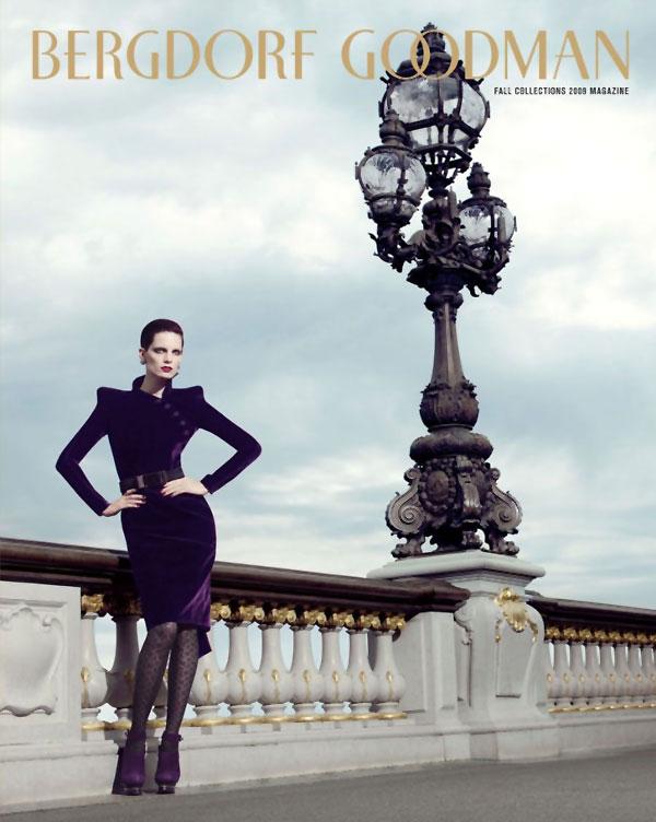 Bergdorf Goodman   Iris Strubegger by Sanchez & Mongiello