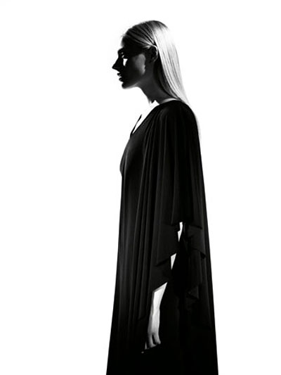 Campaign | Anna J for COS Fall 2009 by Willy Vanderperre