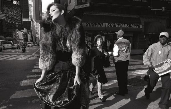 Eniko Mihalik by Glen Luchford for Another Magazine