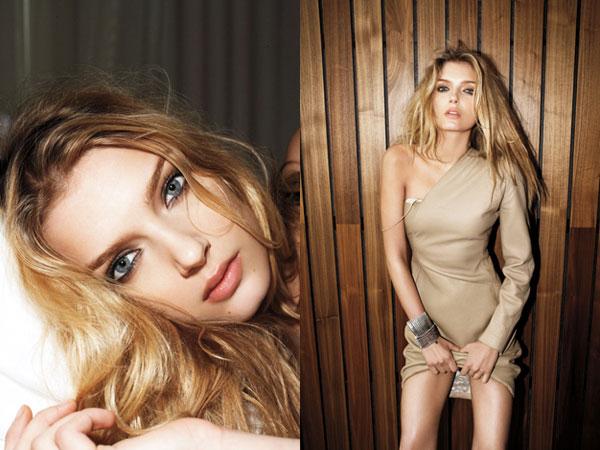 Preview | Lily Donaldson in The Last Magazine by Maciek Kobielski