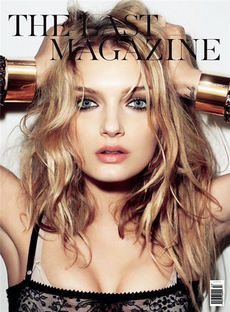 The Last Magazine Fall 2009 - Lily Donaldson by Maciek Kobielski