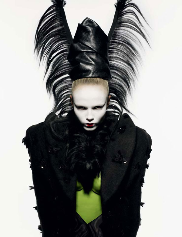 Preview of Natasha Poly in Muse Fall 2009
