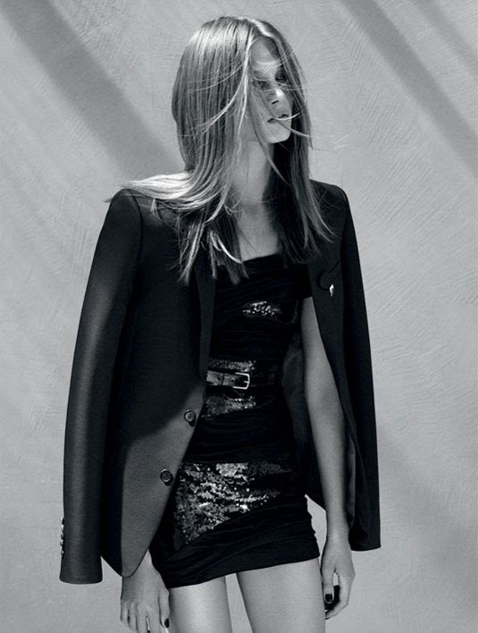 Campaign | Ash & Anna S. for System Fall 2009 by Karim Sadii