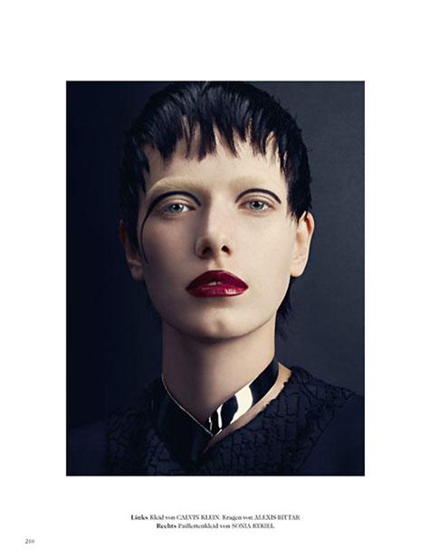 Tush Beauty | Alyona Osmanova by David Slijper