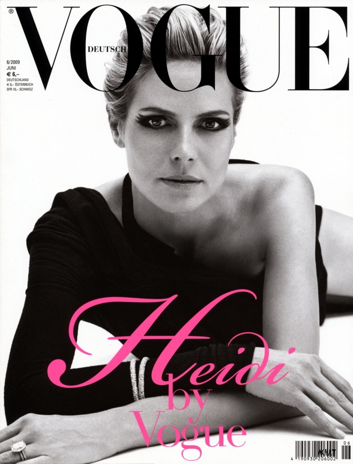 Vogue Germany June - Heidi Klum