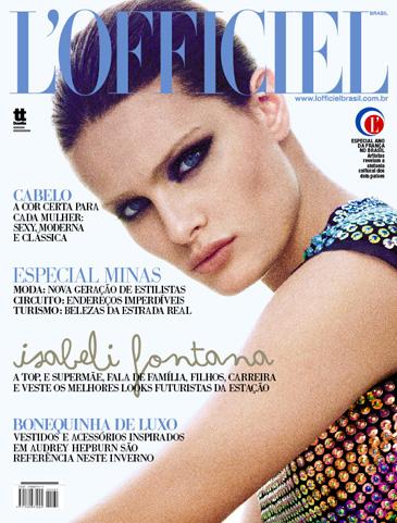 Cover Star | Vogue UK, L'Officiel Brazil & Elle Dutch