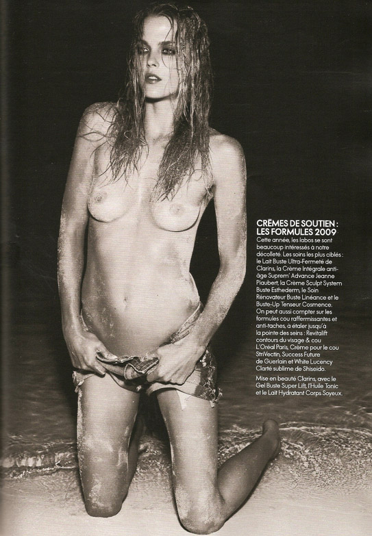 Shannan Click for Elle France May 2, 2009